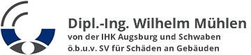 Sachverständigenbüro Dipl.-Ing. Wilhelm Mühlen